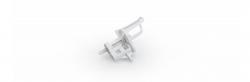 Gravit Vision FPV - Motorhalter/Zahnrad LRP 222814