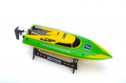 Deep Blue 340 2.4GHz yellow/green RTR LRP 310105