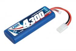 LRP LiPo Hyper Pack 4300 - 7.4V - 30C LRP 430208