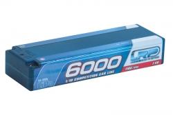 LiPo CCL Hardcase 6000 - 110C/55C - 7.4V LRP 430211