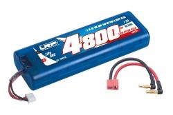 LRP LiPo Hyper Pack 4800 - 7.4V 30C MPS LRP 430216