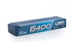 P5-HV TC LCG Stock Spec 6400mAh Hardcase Akku - 7.6V LiPo - 120C/60C LRP 430251