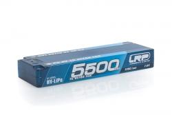 P5-HV TC Ultra LCG 5500mAh Hardcase Akku - 7.6V LiPo - 120C/60C LRP 430252