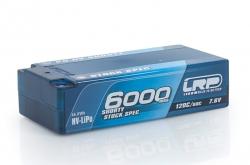 P5-HV Shorty Stock Spec 6000mAh Hardcase Akku - 7.6V LiPo - 120C/60C LRP 430255