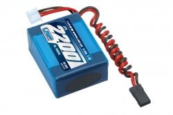LRP LiPo 2200 RX-Pack small Hump 7.4 LRP 430350