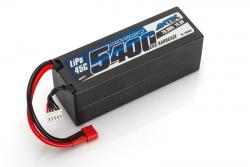 ANTIX 5400 14.8V 45C LiPo CarHardcase LRP 430404