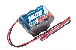 LRP RX-pack Hump - BEC - 6.0V - 1600mAh LRP 430600