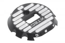 x12 Aluminium Endcover LRP 50626