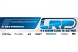 LRP Banner PVC groß 300x70 LRP 63903