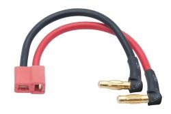 LRP LiPo Hardcase Adapter auf US-style LRP 65834