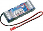 LRP 1600EC RX-Pack 6.0V 1600mAh Straight LRP 65861