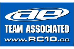 Team Associated Papier Banner 150cm x 90cm LRP 690002