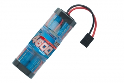 LRP Hyper Pack 4600 - 8.4V TRX Hump LRP 71155