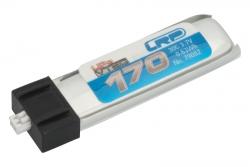 LiPo Flugakku 170 - 30C - 3.7V Blade mCX LRP 79082