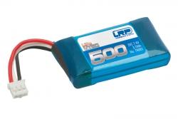 LiPo Flugakku 500 - 35C 7.4V Blade 130X LRP 79083