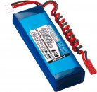 LiPo RX-Pack 2/3A Straight 2400 - 7.4V LRP 79921