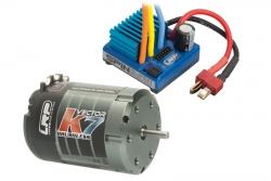 BL Combo Spin Super / Vector k7 17.5T LRP 80746