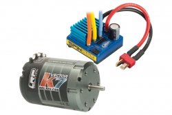 BL Combo Spin Pro / Vector k7 6.5T LRP 80751