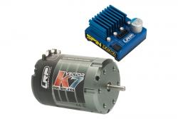 BL Combo Spin Zero / Vector k7 13.5T LRP 80753