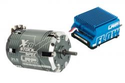 BL Combo Flow Comp. / X20 Stock 13.5T LRP 81111