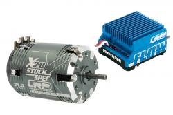 BL Combo Flow Comp. / X20 Stock 17.5T LRP 81112