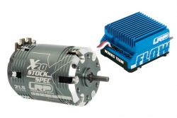 BL Combo Flow WorksT. / X20 Stock 13.5T LRP 81131