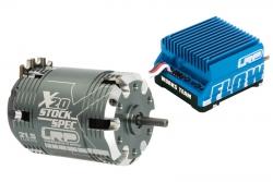 BL Combo Flow WorksT. / X20 Stock 21.5T LRP 81133