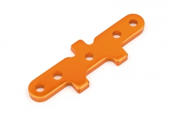 Schwingenhalter vorne (orange/Bullet) hpi racing H101220