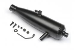 Reso-Rohr Set (Bullet Nitro) hpi racing H101256