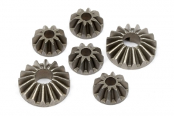 Differential-Zahnräder Set (Bullet) hpi racing H101298