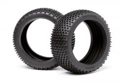 Trecker Reifen Mittel-weich (Paar/ 1/8) hpi racing H101439