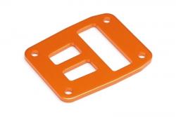 Mitteldiff-Platte (orange/Trophy Flux) hpi racing H101673