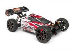 Trophy Buggy Flux Karosserie (klar) hpi racing H101716