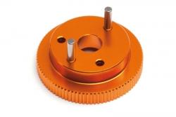 Schwungscheibe (2-Backen/orange/Trophy) hpi racing H101759
