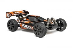 VB-1 Buggy Karo (schwarz/orange/Vorza) hpi racing H101842