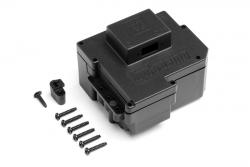 Akku/Empfängerbox Plastikt(Bullet Nitro) hpi racing H101861