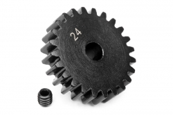 Ritzel 24 Zaehne (1m/5mm Welle) hpi racing H102087