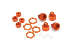 Daempferteile Set (orange eloxiert) hpi racing H103408
