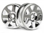 V7 Felgen chrom 42x83mm (2St) hpi racing H103679