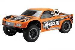 Baja 5SC-1 Truck Karo (klar/ausgeschn.) hpi racing H104865