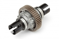HD Alu-Differential Set (kompl/Baja 5SC) hpi racing H104963