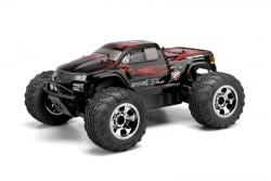 GT-2XS Karosserie (rot/schwarz/grau) hpi racing H105274
