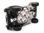 Chassis-Schutz (weiss/Blitz) hpi racing H105320