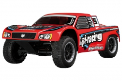 Baja 5SC-1 Truck Karosserie (rot) hpi racing H105328