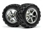 VT Reifen auf Felgen (4St/Recon) hpi racing H105524