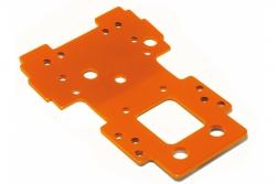 Untere Bulkhead Platte 2.5mm (ora/Sav X) hpi racing H105892