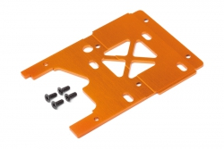 Motorplatte 2.5mm (orange/Savage X) hpi racing H105896