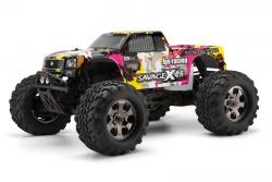 Nitro GT-3 Truck Karo(gelb/pink/schwarz) hpi racing H105897