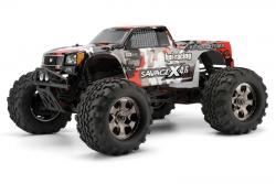 Nitro GT-3 Truck Karo (grau/rot/schwarz) hpi racing H105898