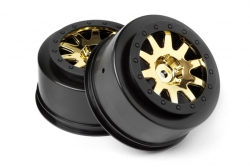 MK.10 V2 Felge gold (4.5mm Offset/2St) hpi racing H106203